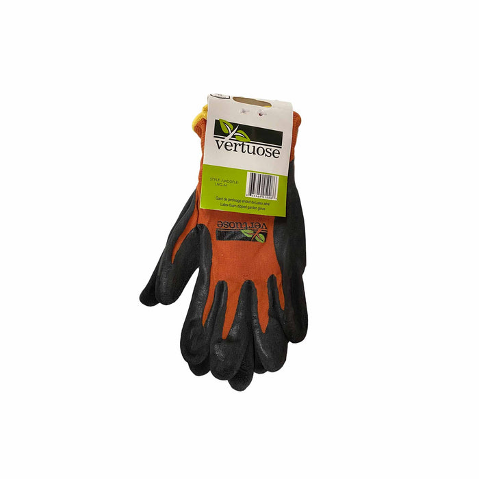 Gants Latex-Foam Orange
