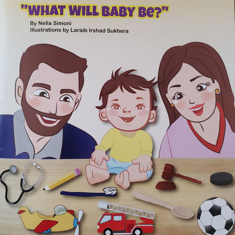 """What Will Baby Be?"""