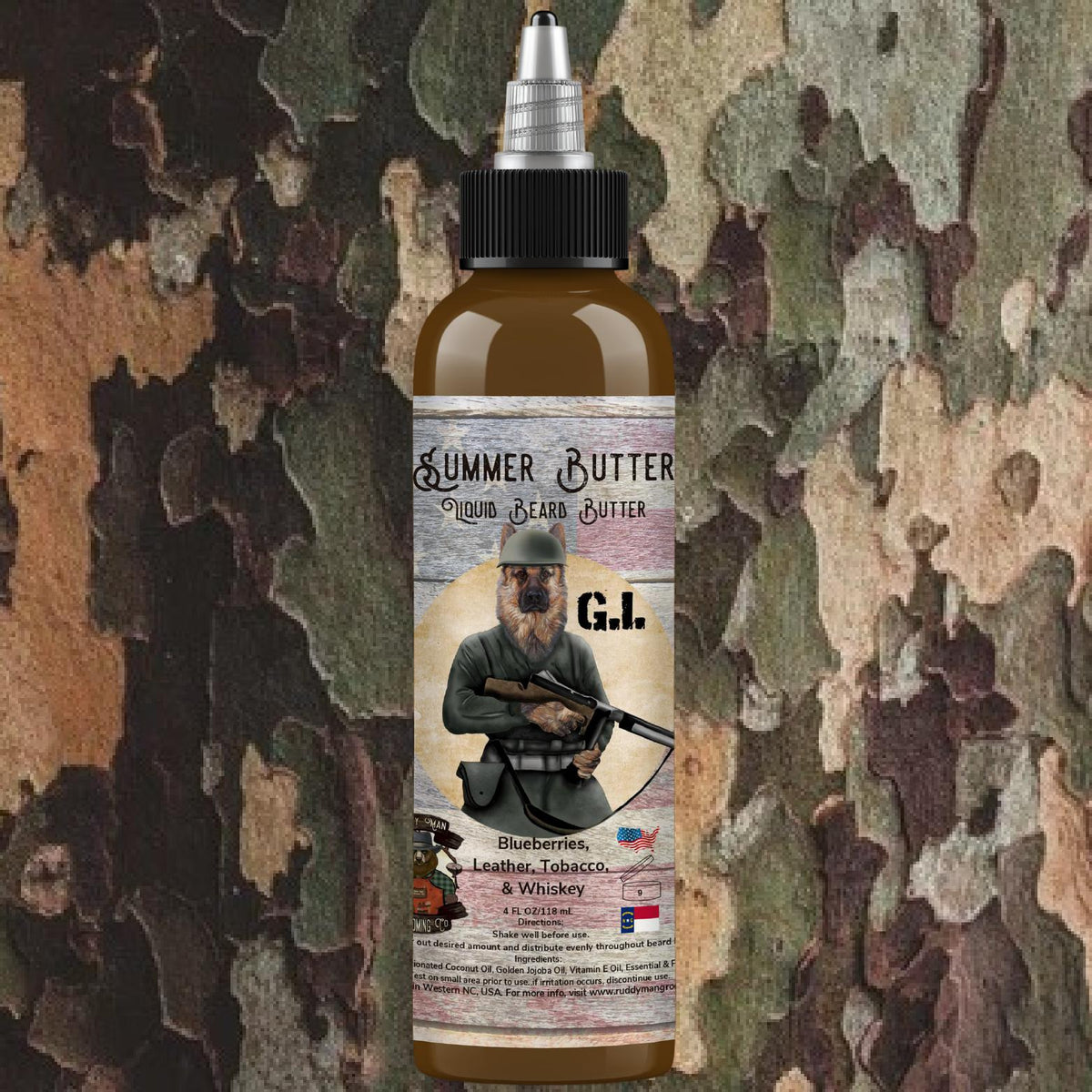 Dapper Fox-A Handsome and Refreshing Beard Oil