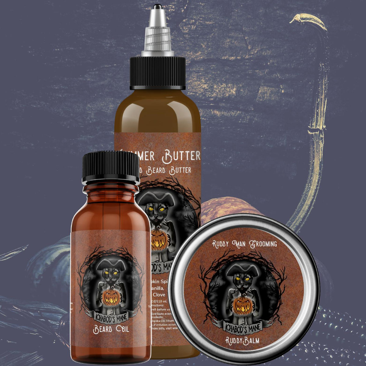 Pillow Talk-A Romantically-Ruddy Beard Oil