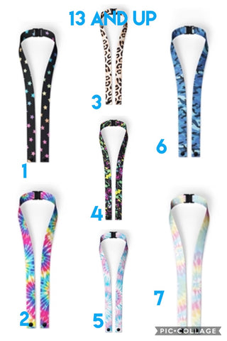 Mask Lanyards Teen and Adult