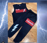 Lightening Bolt Sweatpants