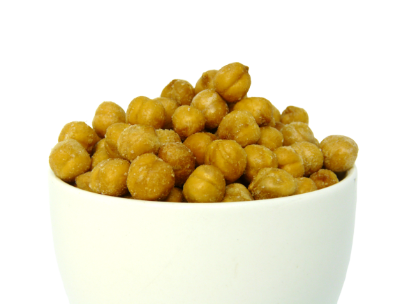 Chickpeas Garlic and Salt 200g