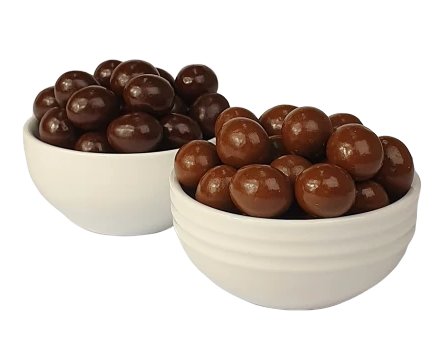 Chocolate Coffee beans (Milk/Dark)