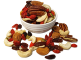 Goji Berries, Nuts, Seeds