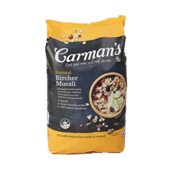 Carman's Natural Bircher Muesli