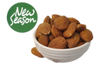 New Season Aus Almonds Roasted Salted