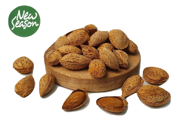 Aus Almond in Shell 22.68kg (Unavailable)