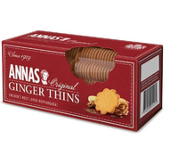Orange/Ginger Thins