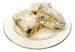 Coconut Fruit & Nut Slice [New Line]