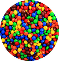 Coloured Choc Drops