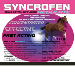 SYNCROFEN REGULATE 150G