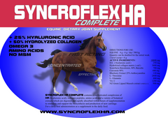 SYNCROFLEX HA COMPLETE