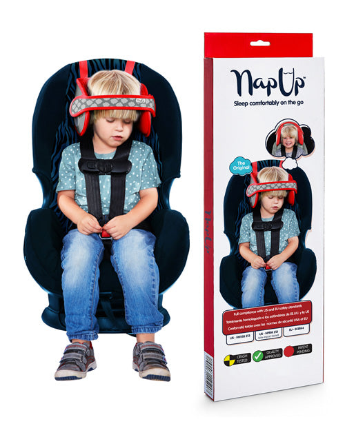 NapUp for Kids - Red