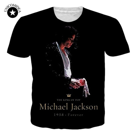 Cotton Premium Tees MJ