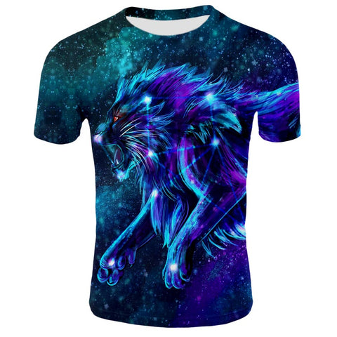 Lion King 3D Tees