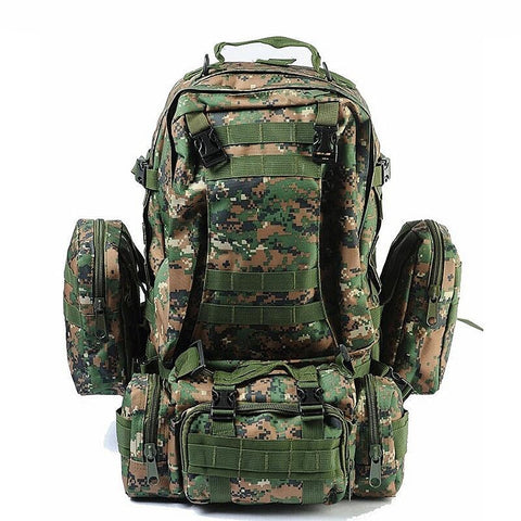 Military Backpack Multi-functional
