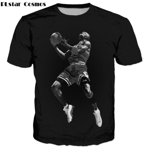 Michael Jordan O Neck Tees