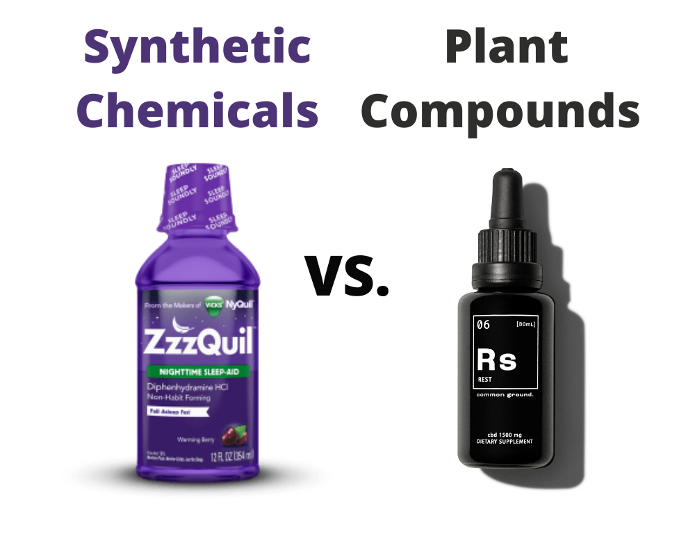 ZZZquil vs CBD for Sleep