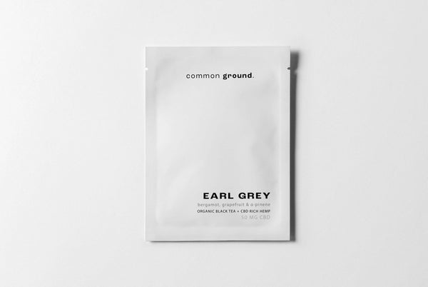 Common Ground Health Tea EARL GREY TEA