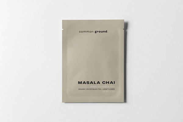 Common Ground Health Tea MASALA CHAI TEA