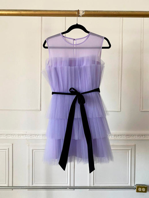 DÂ CLOUD LILAC DRESS