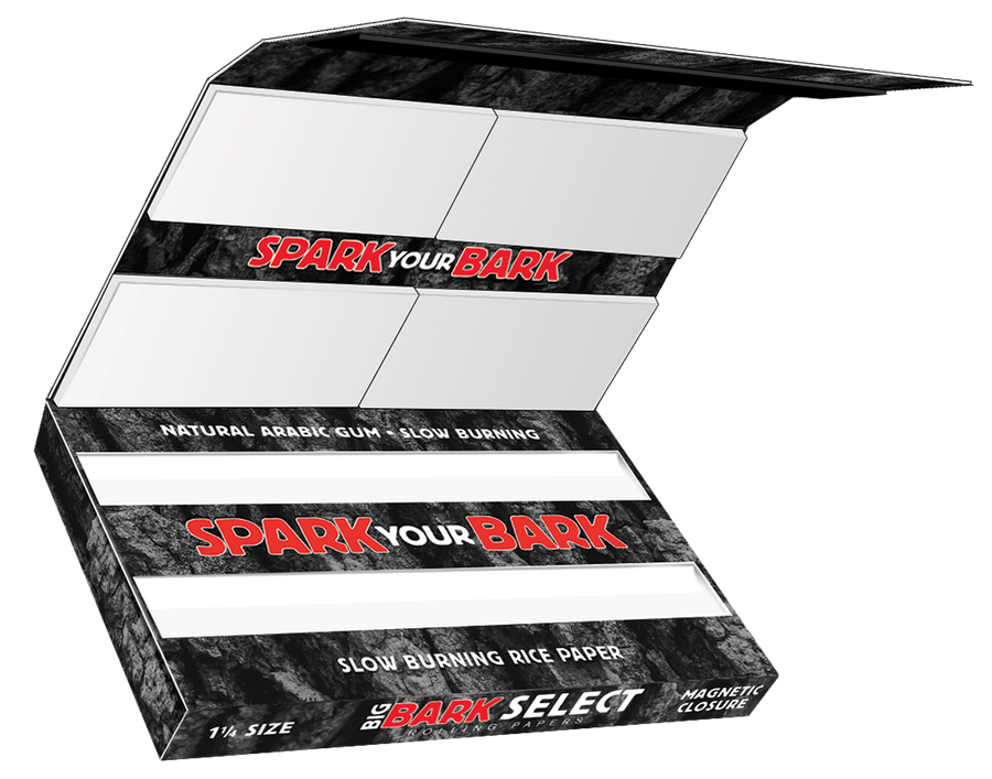 Big Bark Rolling Papers - Select