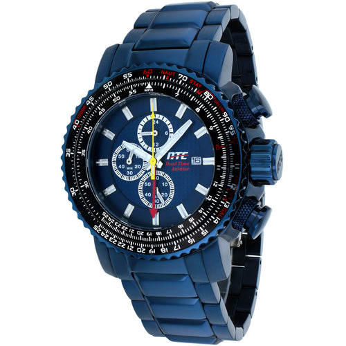 HMEWatch ATC3500B Professional Pilot/Aviator Flight Chronograph