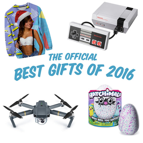 Best Christmas Gifts of 2016
