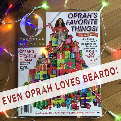 Oprah Featured us in her Magazine!