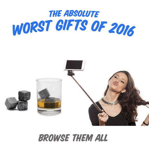 The Worst Christmas Gifts 2016