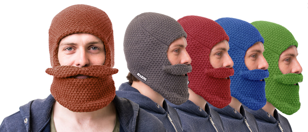"3fb4d48631a Official Beard Caps - Custom colors no problem! A twist on the traditional  ""lambshed-hood"" which was a cap used by Iceland farmers."