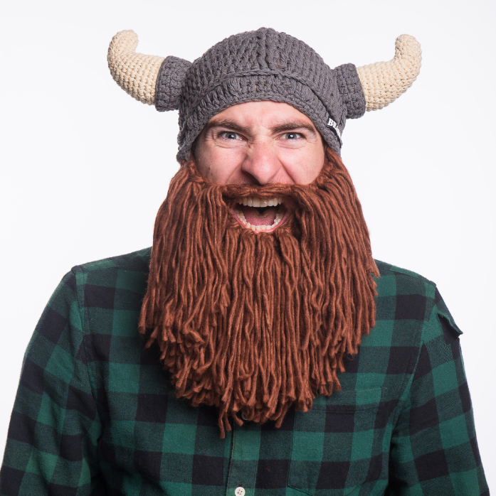 a6c9eb315af Viking Style   Longer Beard Hats - With all the beard themed tv shows
