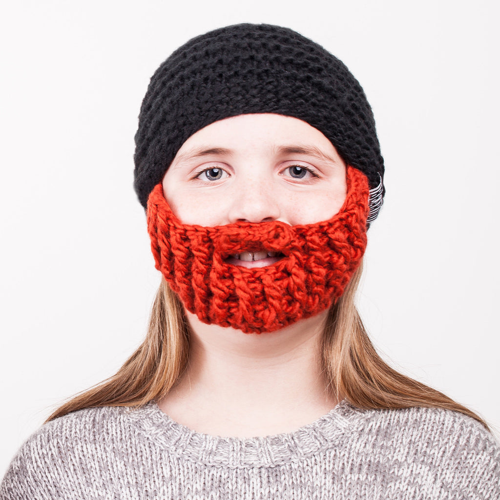 Official Kids Beard Hats  47697316f182