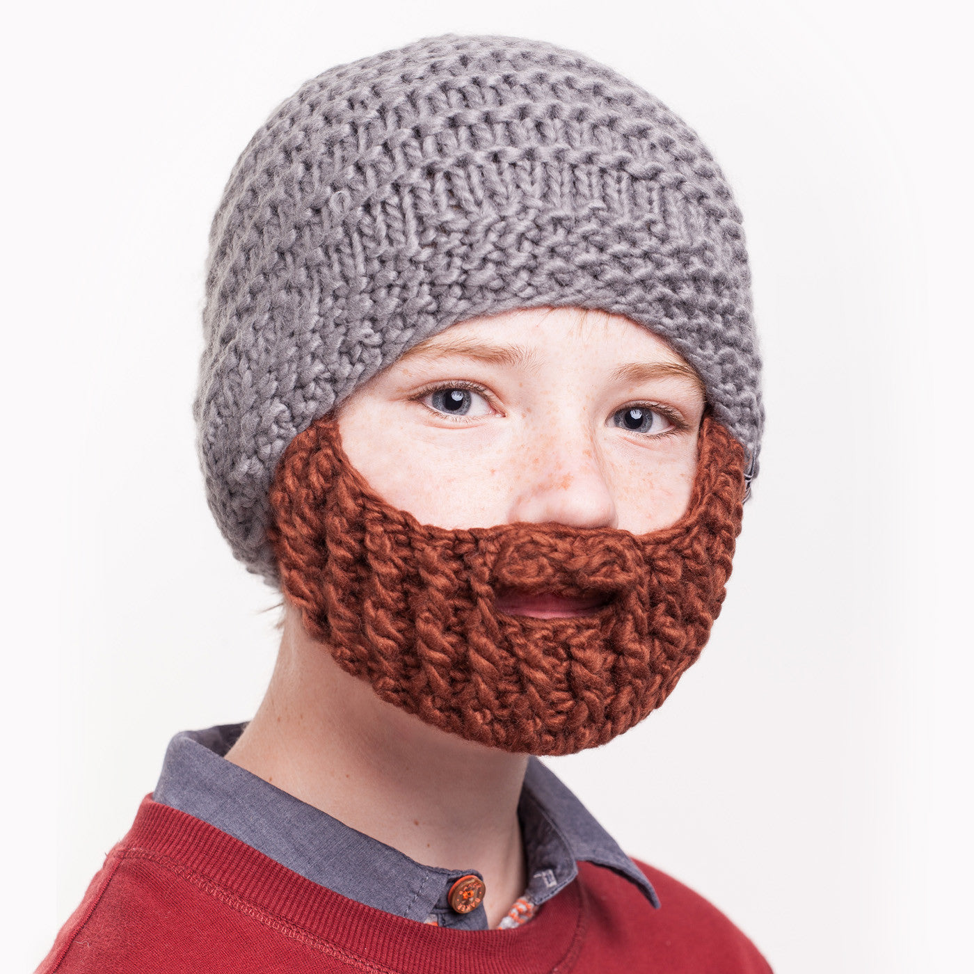 Official Kids Beard Hats  b772d17ef3d