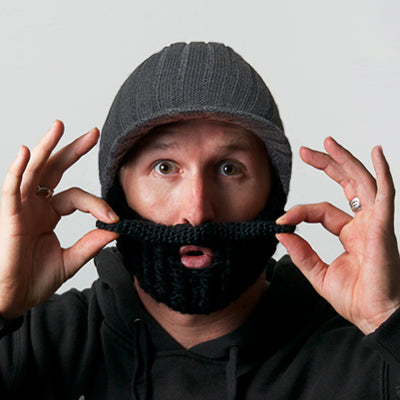 Beardo - Bendy Mo' Cap (November)