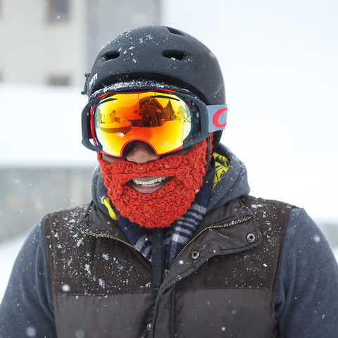 beardo on the slopes