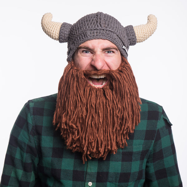 Viking Beard Hat Beardo