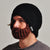 beard hat black