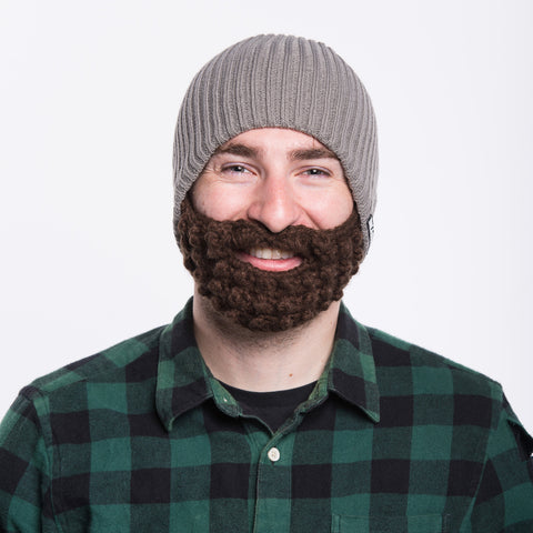Gray Beardo® (Brown Beard)