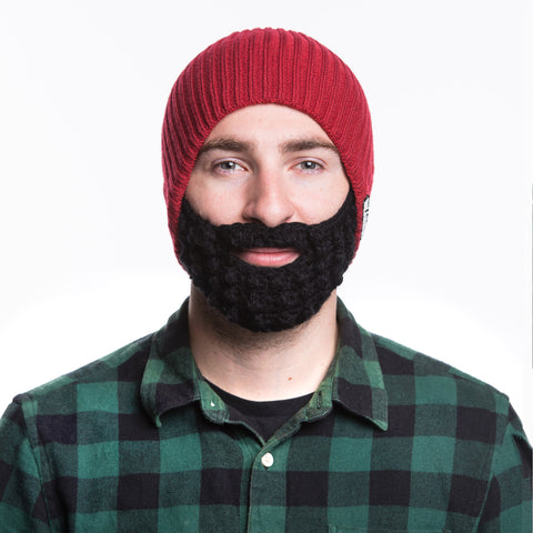 Red Beardo® (Black Beard)