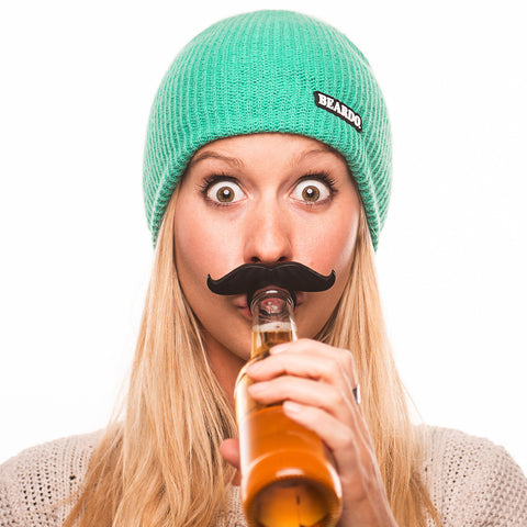 -33% OFF 6 pack Bottle Mustaches (Click for pics)