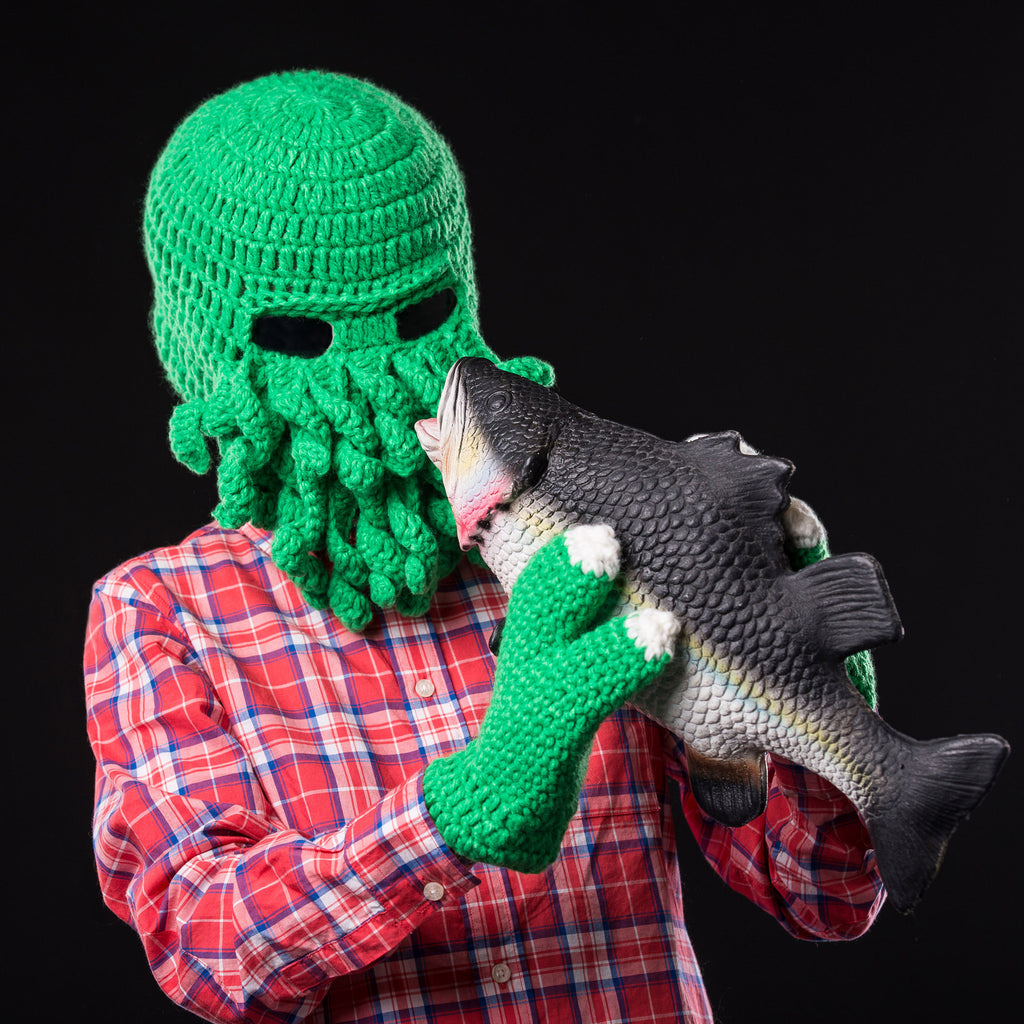 official cthulhu hats for kids beardo