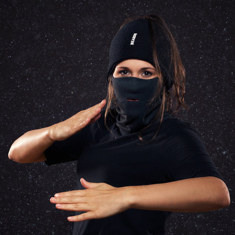 BLACK Ski Mask HD™