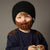 childrens beard hats