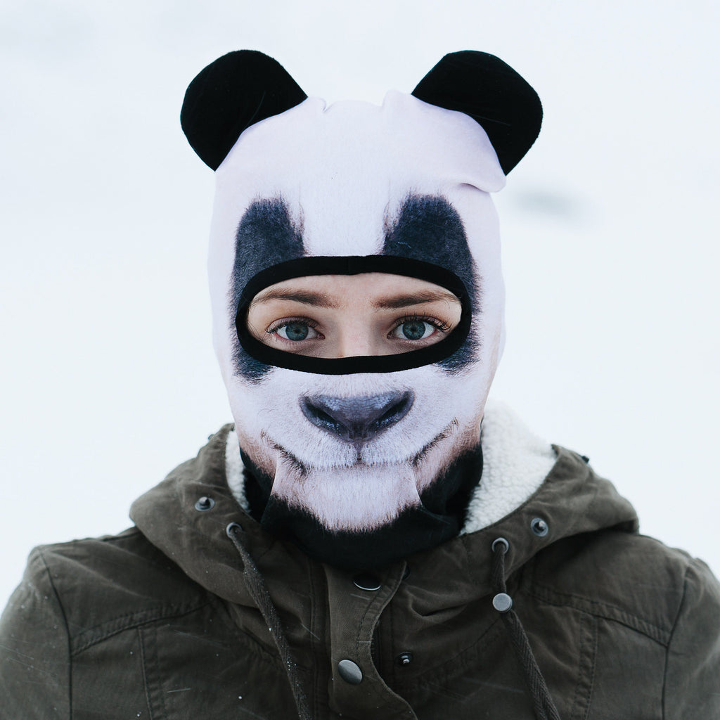 animal ski masks beardo