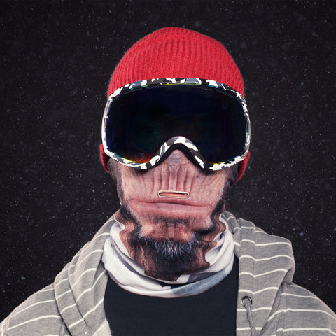 Chimp Ski Mask HD™