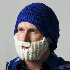 beard hat maple leafs