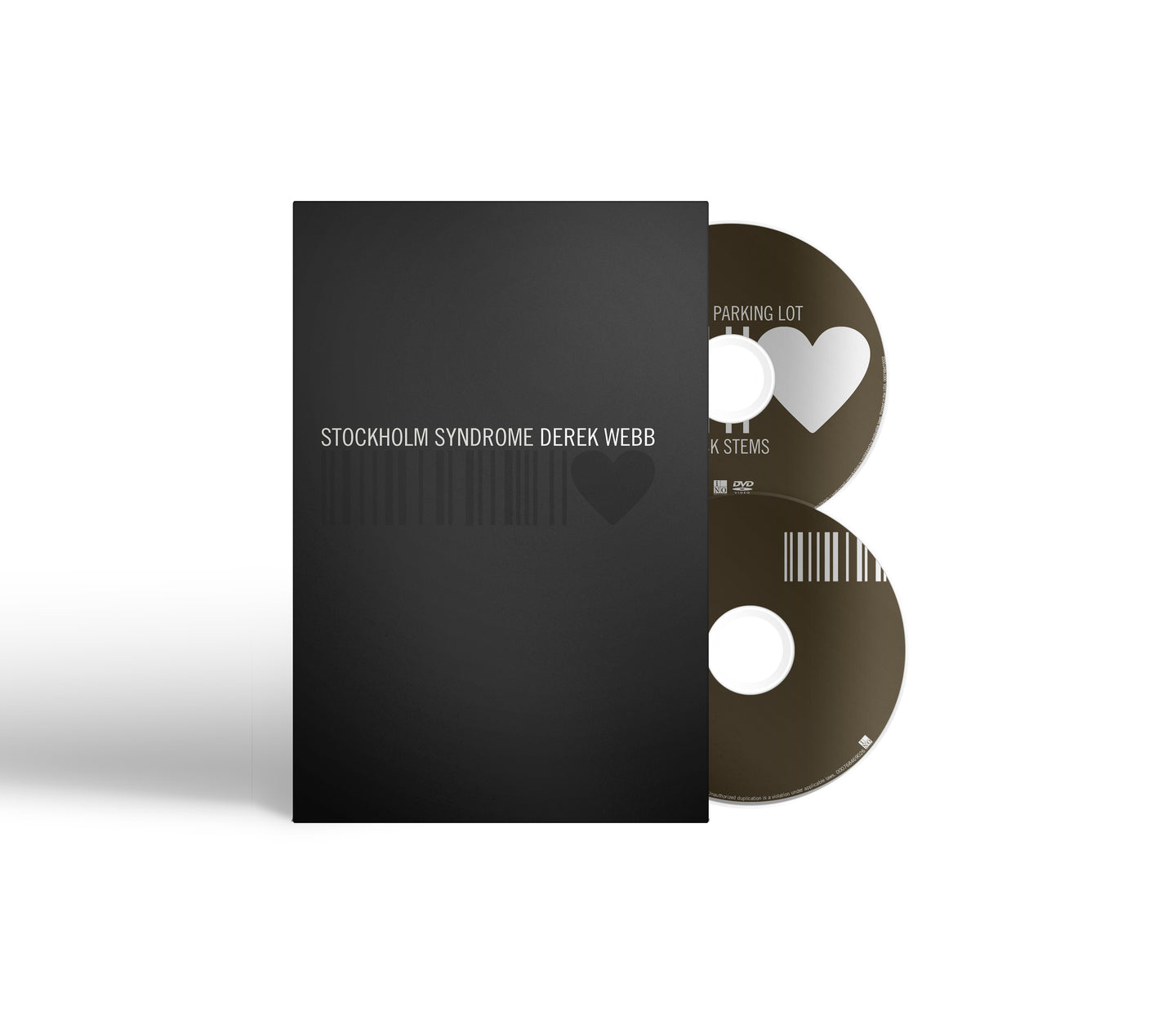 Stockholm Syndrome - Deluxe Edition (CD + DVD)