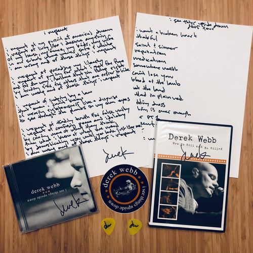 I See Things Upside Down - Handwritten Lyrics + Rarities Collection (Deluxe)